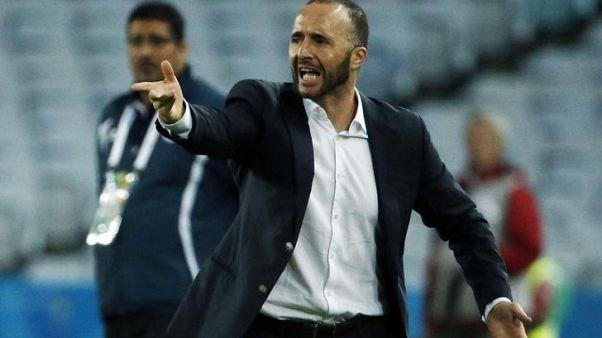 Algeria name Belmadi as new coach