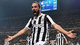 Higuain joins Milan, Bonucci back at Juventus in complex deal