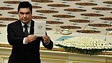 Chamboulement au Turkménistan: le président ne se teint plus les cheveux
