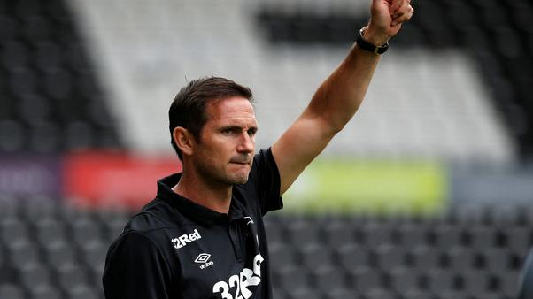 Lampard ready for wild Championship ride with Derby