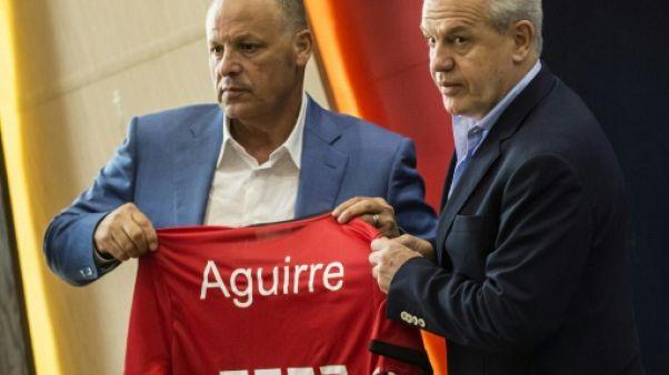 Foot: le Mexicain Javier Aguirre nouveau sélectionneur de l'Egypte