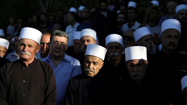 Israel's 'loyal' Druze Arabs push for changes after Jewish state law