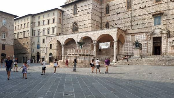 Caldo, a Orvieto oltre 39 gradi