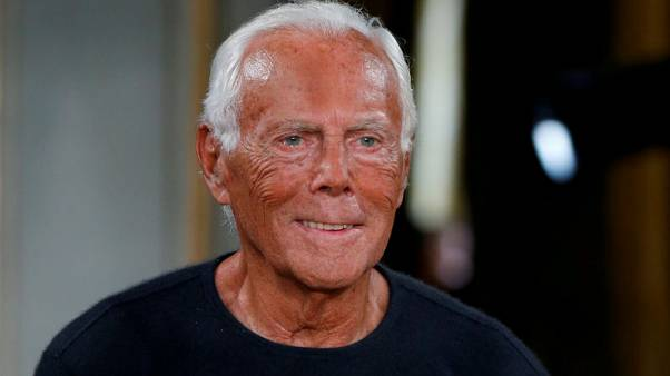 Armani forecasts two more years of falling sales, profits
