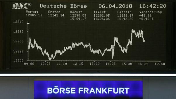 أسهم أوروبا تغلق منخفضة بفعل تهديدات الرسوم ونتائج أعمال مخيبة