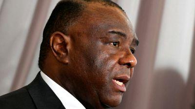 RDC : l'opposant Bemba fait acte de candidature à la présidentielle du 23 décembre