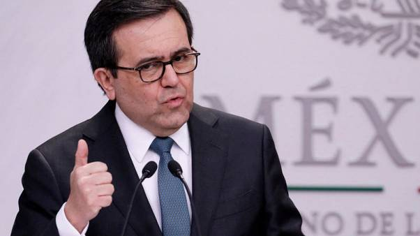 Mexico says talks with U.S. will cover outstanding NAFTA issues