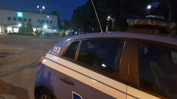 Neonato morto vicino supermercato Terni