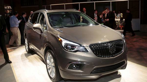 GM seeks to exclude China-made Buick SUV from tariff