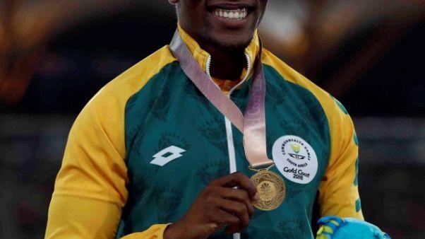 سيمبيني وتا لو واوبيري يحصدون الألقاب في بطولة افريقيا لألعاب القوى