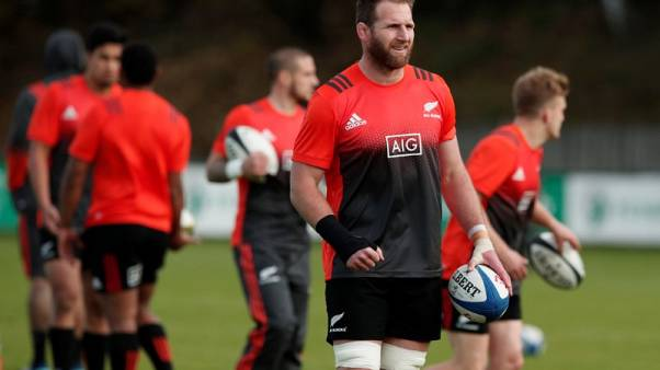 Read's return augurs well for Crusaders, All Blacks