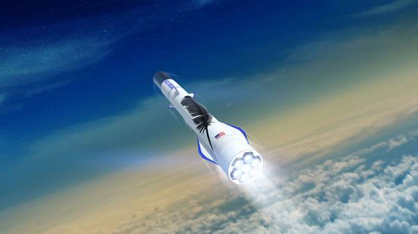 Bezos throws cash, engineers at rocket programme as space race accelerates