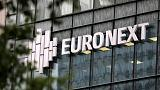 Euronext's core profit rises on Irish deal, listings