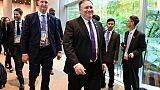 """Turquie: les sanctions américaines prouvent """"notre grande détermination"""", selon Pompeo"""