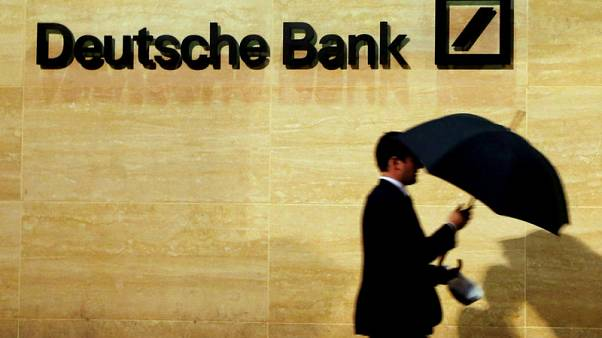 Exclusive - Deutsche Bank reports show chinks in money laundering armour