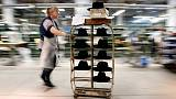 Euro zone business growth slowed in July, optimism fading - PMI