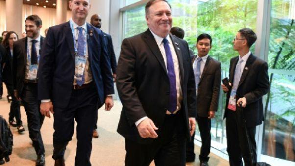 Tête-à-tête entre Washington et Ankara sur la libération d'un pasteur américain