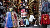 Euro zone June retail sales below expectations