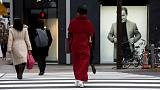 Japan second-quarter GDP growth seen recovering on consumer spending, capex - Reuters poll