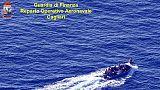 Gdf intercetta sbarco di 14 migranti