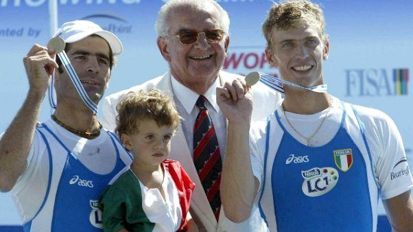 Canottaggio:morto ex presidente Romanini