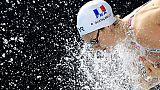 Euro de natation: le 4x100 m dames en finale, pas le relais messieurs
