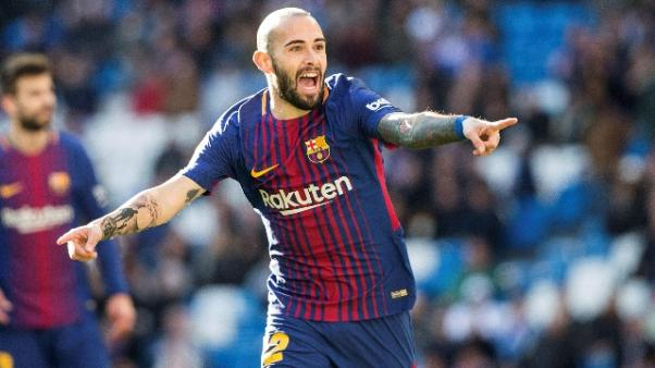 Aleix Vidal dal Barca torna al Siviglia