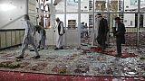 Afghanistan: des kamikazes en burqa attaquent une mosquée chiite, près de 30 morts