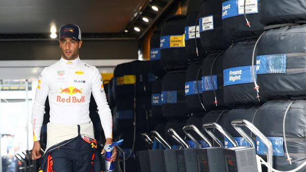 Ricciardo joins Renault F1 team on two-year deal