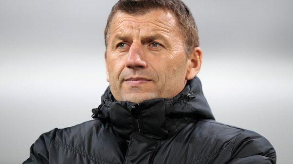 Partizan Belgrade sack Djukic, name Mirkovic as replacement