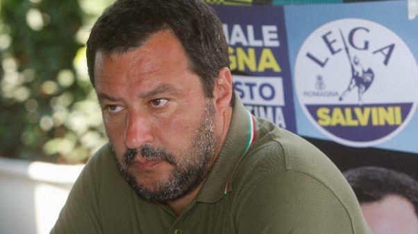 Salvini, da tempo Lega contro L.Mancino