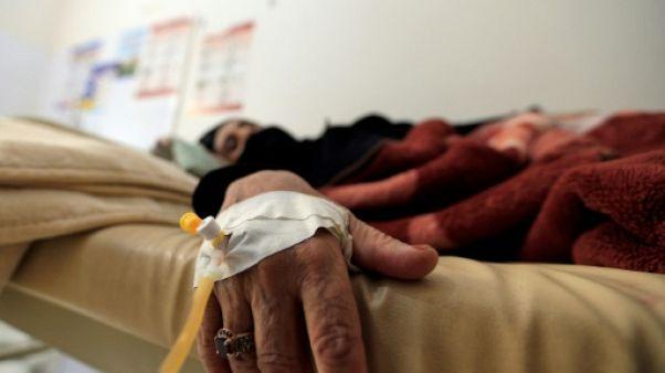 """Le Yémen menacé par une nouvelle """"vague majeure"""" de cas de choléra avertit l'OMS"""