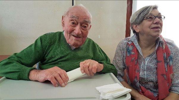 Morto Berzero, era più anziano d'Italia