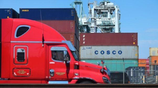 La Chine prête à des représailles sur 60 milliards USD d'importations américaines