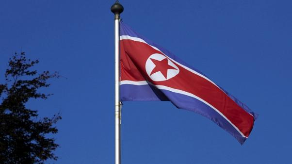 U.S. hits Russian bank with sanctions for North Korea-related activity