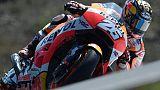 GP de Rép. tchèque MotoGP: Pedrosa le plus rapide des essais libres 1 et 2
