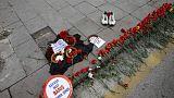 محكمة تركية تسجن 9 مدى الحياة في تفجيري أنقرة 2015