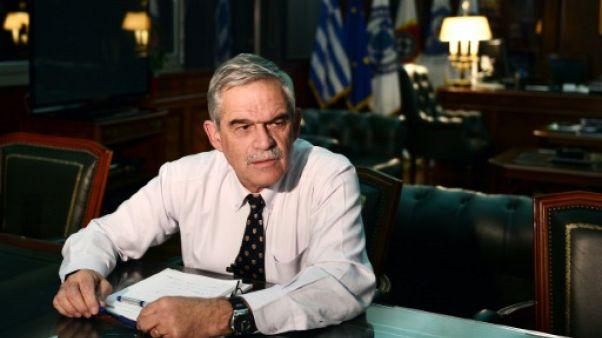 Incendie meurtrier en Grèce: le ministre chargé de l'Ordre public limogé