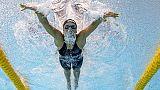 Europei nuoto:Cusinato argento 400 misti