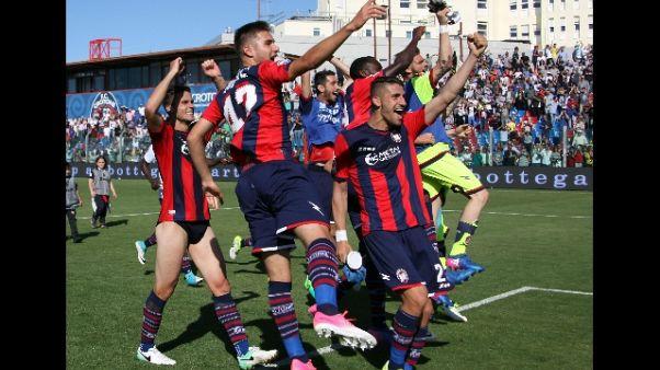 Crotone chiede rinvio due partite Chievo