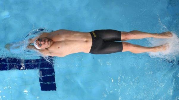 Euro de natation: Stravius en finale du 50 m dos, Wattel cale sur 100 m papillon