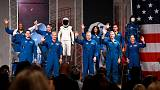 NASA names astronauts for first manned U.S. space launches since 2011