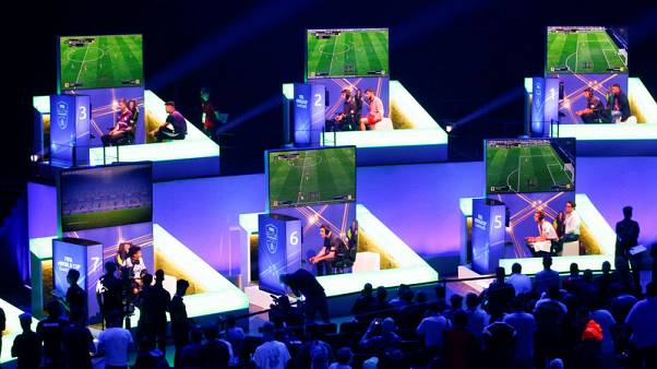 Esports-FIFA's eWorld Cup catching up with the real thing