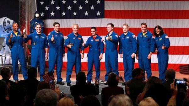 ناسا تحدد رواد الفضاء على متن أول رحلات أمريكية مأهولة منذ 2011