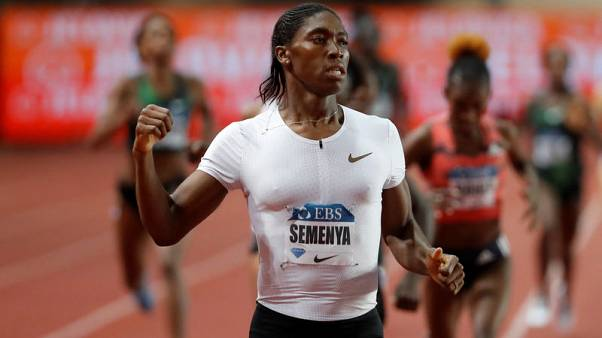 Semenya speeds to 400m win in African Championships