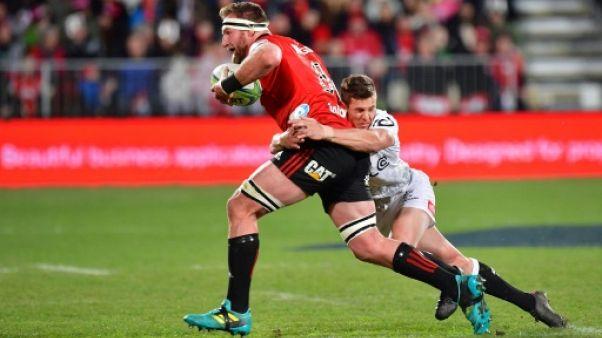 Finale Super Rugby: les Crusaders sont-ils invincibles ?