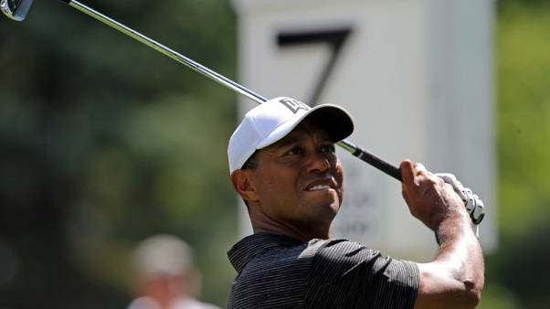 Tiger, McIlroy, Thomas grouped for first two rounds at PGA