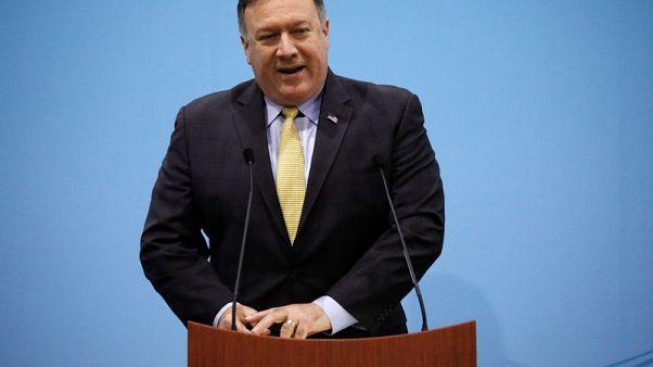 """أمريكا تقول إنها تأمل بحل الخلاف مع تركيا بشأن قس """"خلال الأيام المقبلة"""""""
