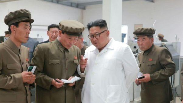 La Corée du Nord poursuit son programme nucléaire et contourne les sanctions de l'ONU