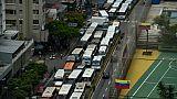 Venezuela: manifestation des chauffeurs au premier jour de recensement des véhicules